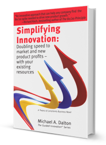 Accelerating product development - Simplifying Innovation
